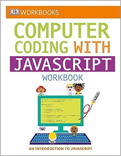 DK Workbooks: Computer Coding with JavaScript Workbook: DK