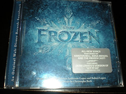 Disney's Frozen Soundtrack