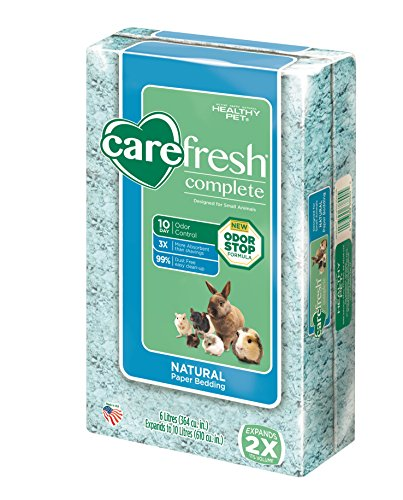 Absorption Corp Carefresh Pet Bedding, Blue, ()