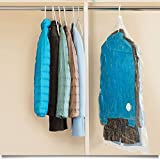 Ziploc Hanging Space Bags, for Clothing