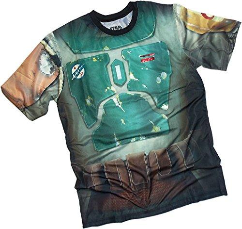 Boba  (Boba Fett Costume T-shirt)