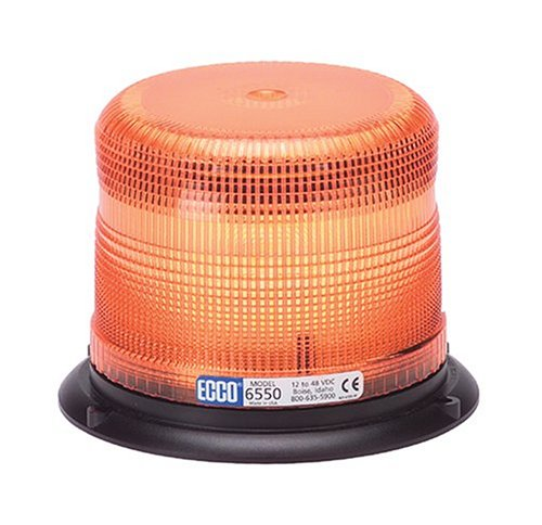Ecco 6550A Low Profile Strobe Light