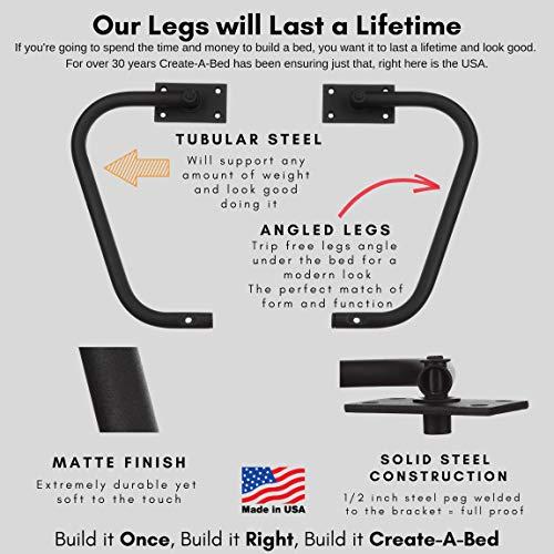 Full-Size Deluxe Murphy Bed Kit, Vertical - Buy Online in