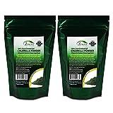 Chlorella Powder 1LB – Cracked Cell, Raw 100% Pure Nutrient-Dense Algae Review