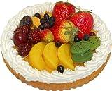 Mixed Fruit Fake Tart 8 Inch