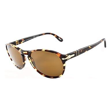 f580ee0909 Persol 2931 985 57 Tobacco Virginia Tortoise 2931 Round Sunglasses ...