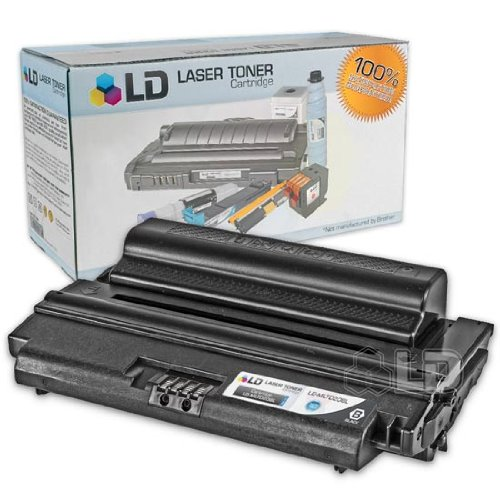 LD Compatible Samsung MLT-D208L / MLT-D208S (10,000 Page Yield) Black Toner Cartridge for SCX-5635FN and SCX-5835FN