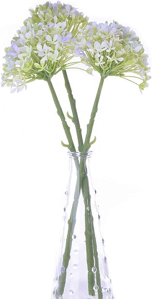 Amazon Com Anna Homey Decor Faux Flowers Bulk 3 Pcs Fake Flowers