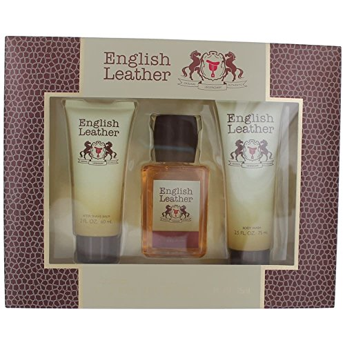 Dana English Leather 3 Piece Gift Set for Men