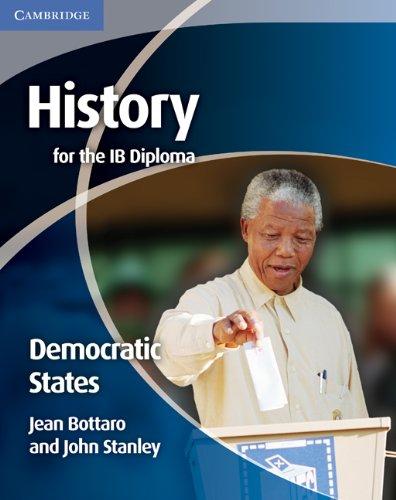 Read Online History for the IB Diploma: Democratic States pdf epub