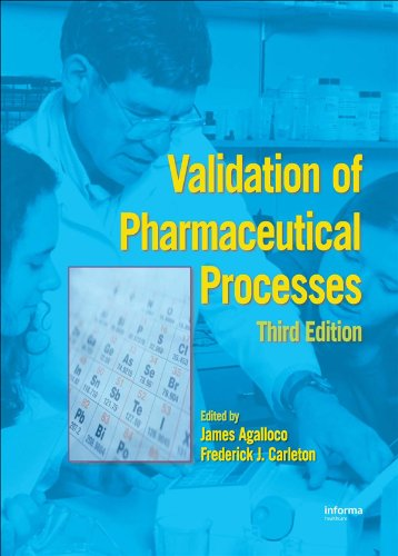Validation of Pharmaceutical Processes Pdf