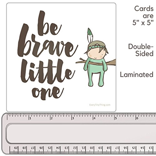 NICU Crib Art from Every Tiny Thing - Decorate Your Baby's NICU Space with Adorable Prints - Brave Boys by Every Tiny Thing (Image #5)