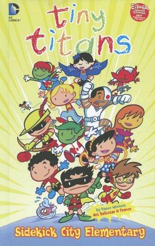 Sidekick City Elementary (Tiny Titans) ebook