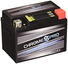 Chrome Pro iGel batteries are injected with Gel electrolyte and include advanced features such as a digital display and built-in intelligent chip. The display reads the voltage of the battery and alternator while an alarm warns you of ...