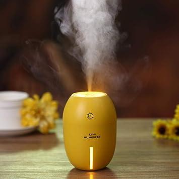 Difusor de Aceites Esenciales Mini difusor de aceite esencial ...