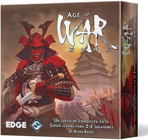 Edge Entertainment Age of War - El Juego de Dados EDGKN24: Amazon ...