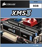 Corsair 8GB (2 x 4 GB) DDR3 1333 MH