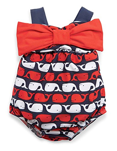 mud pie baby girl whale - 7