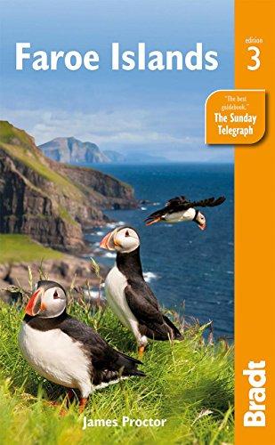 Faroe Islands, 3rd (Bradt Travel Guides)...