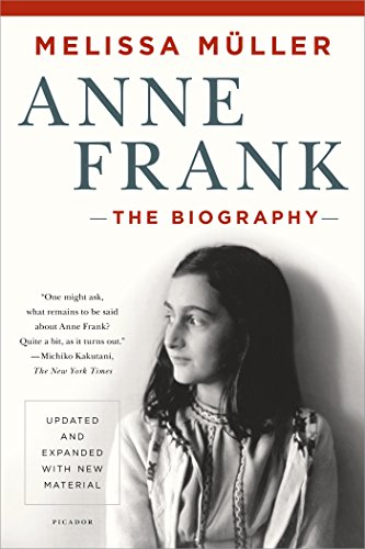 Amazon anne frank the biography ebook melissa mller kindle anne frank the biography by mller melissa fandeluxe