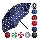 BAGAIL Golf Umbrella 68/62/58 Inch Large Oversize Windproof Waterproof Automatic Open Stick Umbrellas for Men and Women