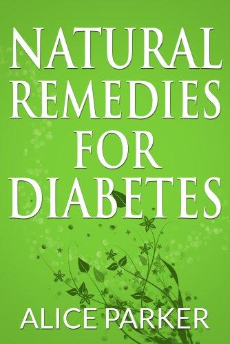 Natural Remedies Diabetes Alice Parker ebook product image