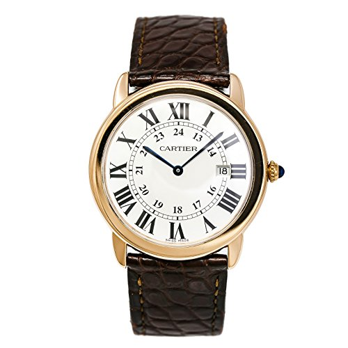 Cartier-Ronde-Solo-quartz-mens-Watch-W6701008-Certified-Pre-owned