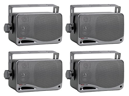 PLMR24S Marine Mini Box Speaker System