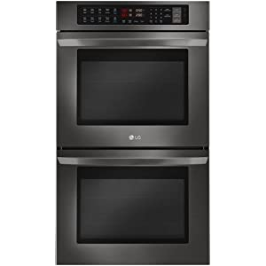 LG LWD3063BD Build-In Double Electric Wall Oven