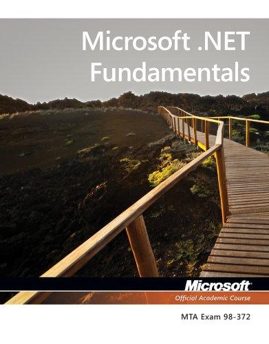 98-372 MTA Microsoft .NET Fundamentals Pdf