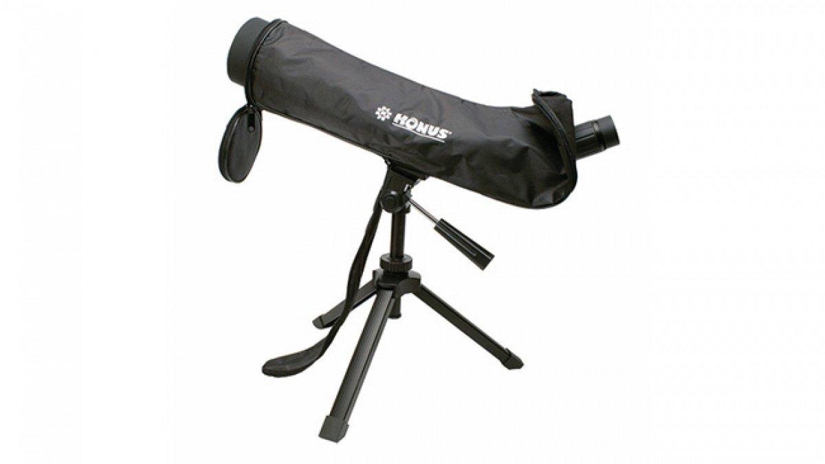 60/x 80/mm/ Konus 7120/20/x /Telescopio con tr/ípode y funda