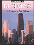 Introduction to Business with Business Plan Booklet and CD-ROM, Madura, Jeff, 0324072708