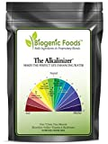 Alkalinizer - Body Acid pH Balance - Electro Alkalize, Ionize & Re-Mineralize 60 Gallons of Water, 10 oz