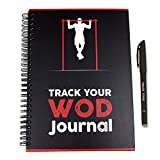 This journal is for beginner to elite; every athlete can keep track of their score, times and weights. Know how far you've come in your training. Take note of every WOD and see your progress. The TYW Journal is divided in 9 sections with side tabs fo...