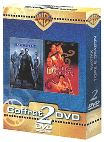 Matrix / Tigre & Dragon - Coffret 2 DVD