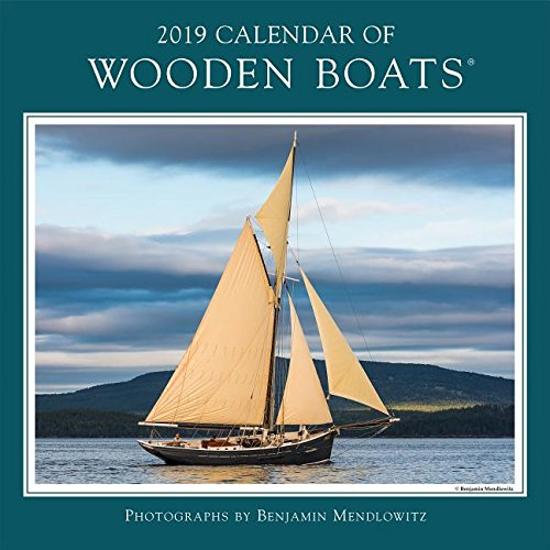 2019 Calendar of Wooden Boats