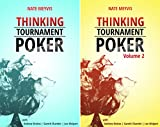 img - for Thinking Tournament Poker (2 Book Series) book / textbook / text book