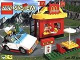 Lego McDonald's Restaurant 3438