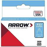 Arrow 160656 P22 Boîte de 5000 Agrafes 6 mm