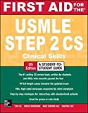 img - for First Aid for the USMLE Step 2 CS book / textbook / text book