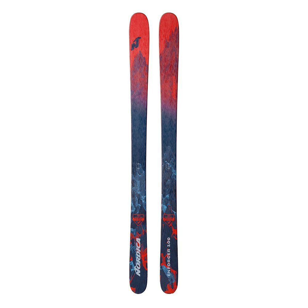 Nordica Enforcer 100 Skis 2018 - 193cm by Nordica