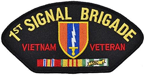 1st Signal Brigade Vietnam Vet Hat -