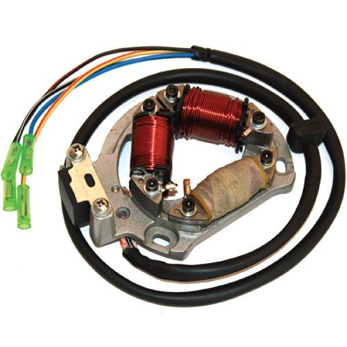 - Caltric STATOR Fits SUZUKI LT250R LT-250R QuadRacer 250R 1985-1992