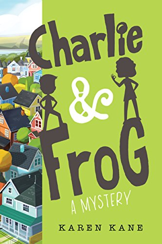 Charlie and Frog: A-Castle-on-the-Hudson Mystery