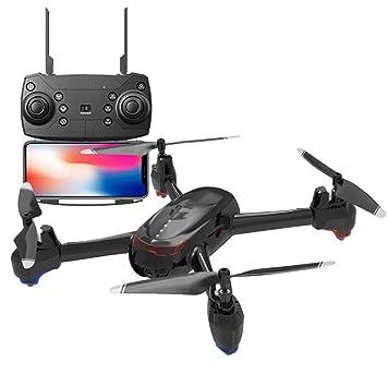 LWRJQC Mini Plegable App WiFi FPV HD Drone con Cámara Altitud Hold ...
