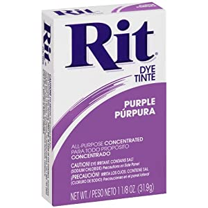 Rit All-Purpose Powder Dye, Purple