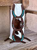 Horseshoe Paper Towel Holder