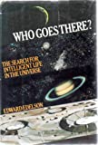 Who Goes There?, Edward Edelson, 0385112572