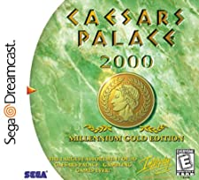 Caesar's Palace 2000: Millennium Gold Edition - Dreamcast