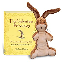 The Velveteen Principles Gift Set Hardcover Book And Plush Package